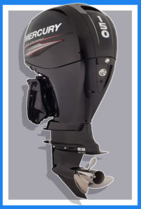Mercury 150 XL Outboard Motor