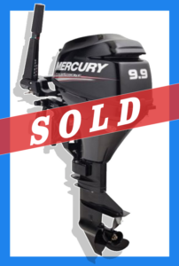 Mercury 9.9 hp + mercury outboard Motors