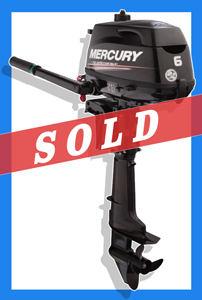 Mercury 6MH Outboard Motor